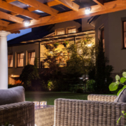 Create Outdoor Living Spaces with Exterior Lighting