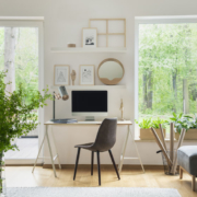 Home Office Lighting & Décor